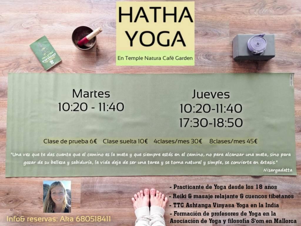hatha yoga lenka