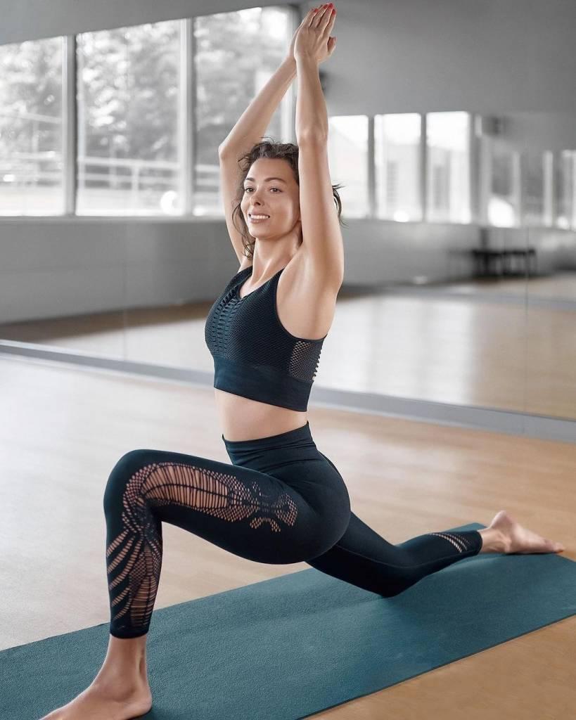 yoga russian